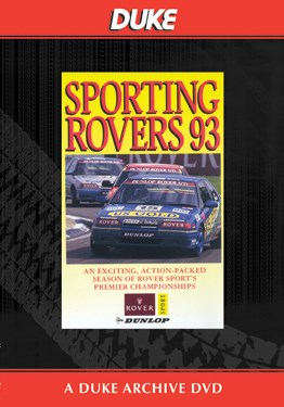 Sporting Rovers 1993 Duke Archive DVD
