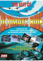 The Best of Ultimate Ride DVD