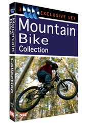 Mountain Bike Collection ( 3 Disc) DVD