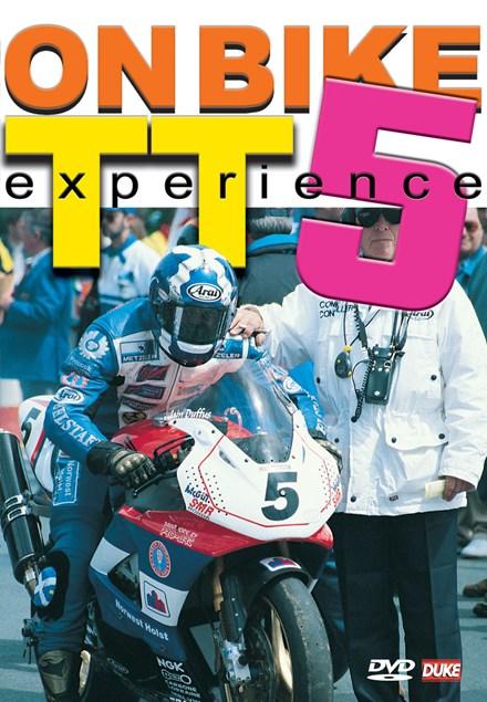 On-Bike TT Experience 5 DVD