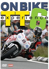 On Bike TT Experience 6 DVD