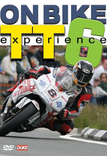 On Bike TT Experience 6 DVD - click to enlarge