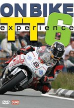 On Bike TT Experience 6 NTSC DVD