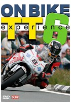 On Bike TT Experience 6 DVD Signed by Guy Martin