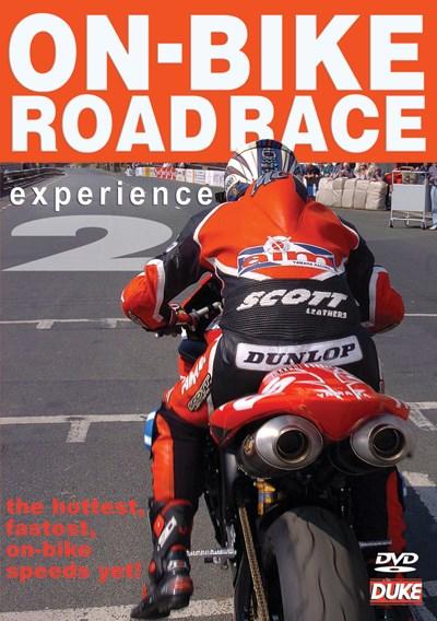 On-Bike Road Race Experience 2 DVD