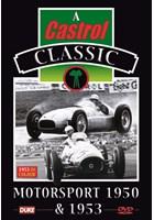 Motorsport 1950 & 53 DVD