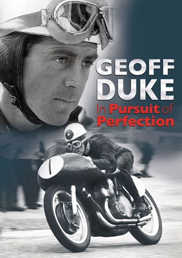 Geoff Duke In Pursuit of Perfection DVD - click to enlarge