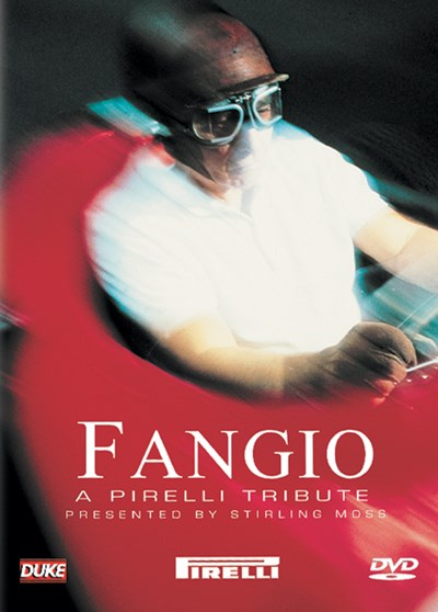 Champion Fangio DVD