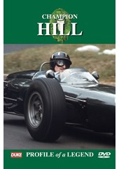 Champion Graham Hill
