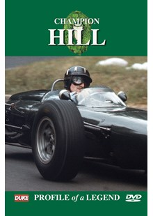 Champion Graham Hill DVD