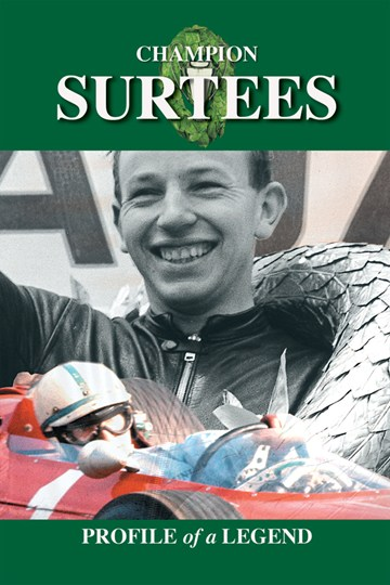 Champion Surtees DVD - click to enlarge