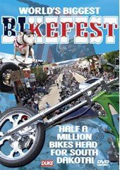Worlds Biggest Bikefest DVD NTSC