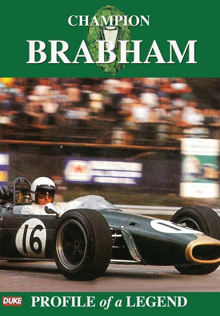 Champion Jack Brabham DVD