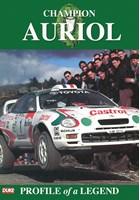 Champion Didier Auriol DVD