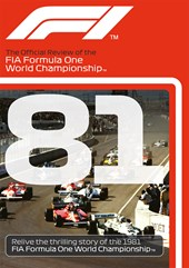 F1 1981 Official Review DVD