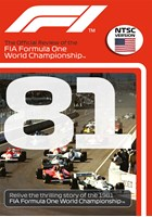 F1 1981 Official Review NTSC DVD