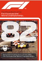 F1 1982 Official Review DVD