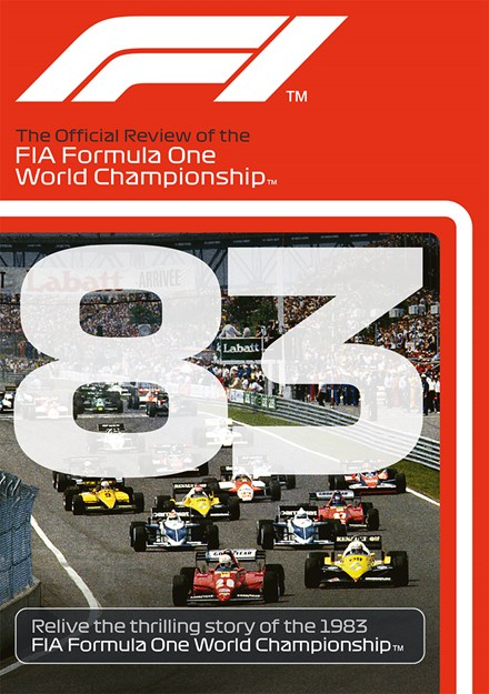 F1 1983 Official Review DVD