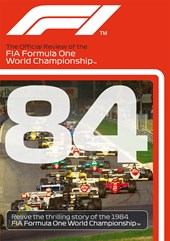 F1 1984 Official Review DVD