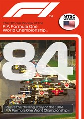 F1 1984 Official Review NTSC DVD