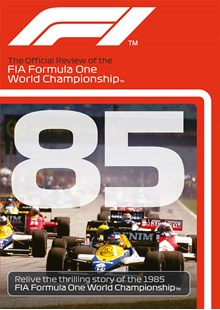 F1 1985 Official Review DVD