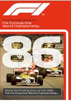 F1 1986 Official Review DVD