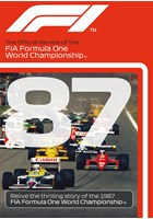 F1 1987 Official Review DVD