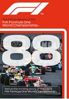 F1 1988 Official Review DVD