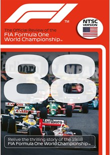 F1 1988 Official Review NTSC DVD