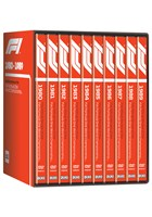F1 1980-89 (10 DVD) Box Set