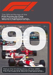 F1 1990 Official Review DVD