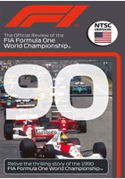 F1 1990 Official Review NTSC DVD