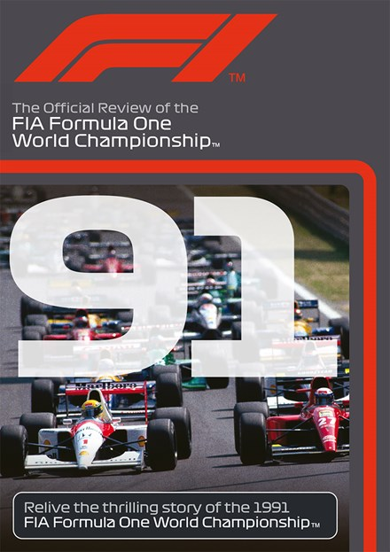 F1 1991 Official Review DVD