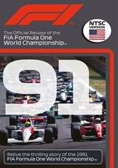 F1 1991 Official Review NTSC DVD