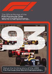 F1 1993 Official Review DVD