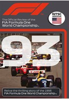 F1 1993 Official Review NTSC DVD