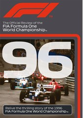F1 1996 Official Review DVD