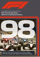 F1 1998 Official Review DVD