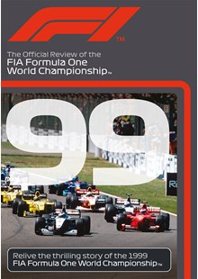 F1 1999 Official Review DVD
