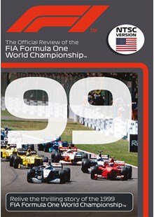 F1 1999 Official Review NTSC DVD