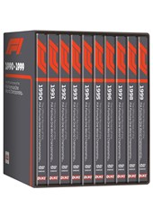 F1 1990-99 NTSC (10 DVD) Box Set