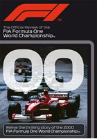 F1 2000 Official Review DVD