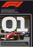 F1 2001 Official Review DVD