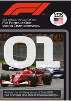 F1 2001 Official Review NTSC DVD
