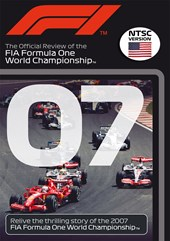 F1 2007 Official Review NTSC DVD