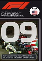 F1 2009 Official Review NTSC ( 2 Disc) DVD