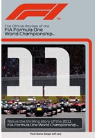 F1 2011 Official Review NTSC DVD