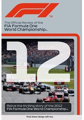 F1 2012 Official Review DVD