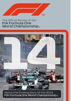 F1 2014 Official Review DVD
