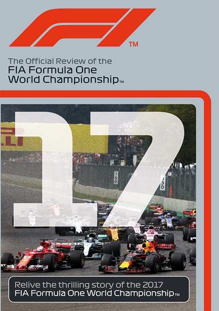 F1 2017 Official Review  DVD